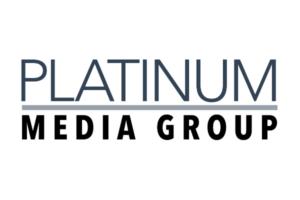 platinum media group logo